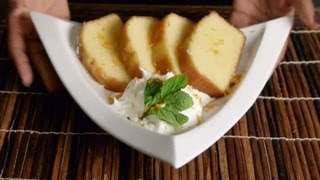 Five-flavor Pound Cake Recipe : Delicious Pound Cakes