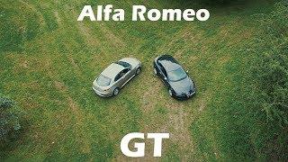 Стиль от Bertone. Alfa Romeo GT (тест драйв / обзор)