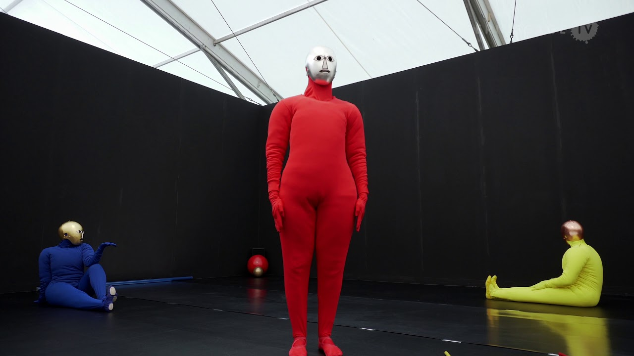 Oskar Schlemmer: Bauhaus Dances / Frieze London 2019