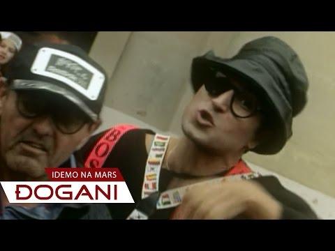 DJOGANI - Idemo Na Mars - Official video HD