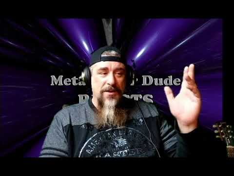 Metal Biker Dude Reacts  Eminem Marshall Mathers LP REACTION