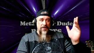 Metal Biker Dude Reacts - Eminem Marshall Mathers LP REACTION