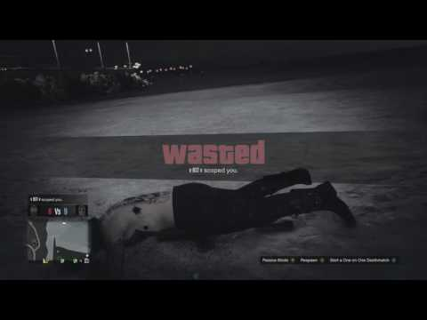 How I made a Tryhard change his Gamertag After Loosing In GTA V Online