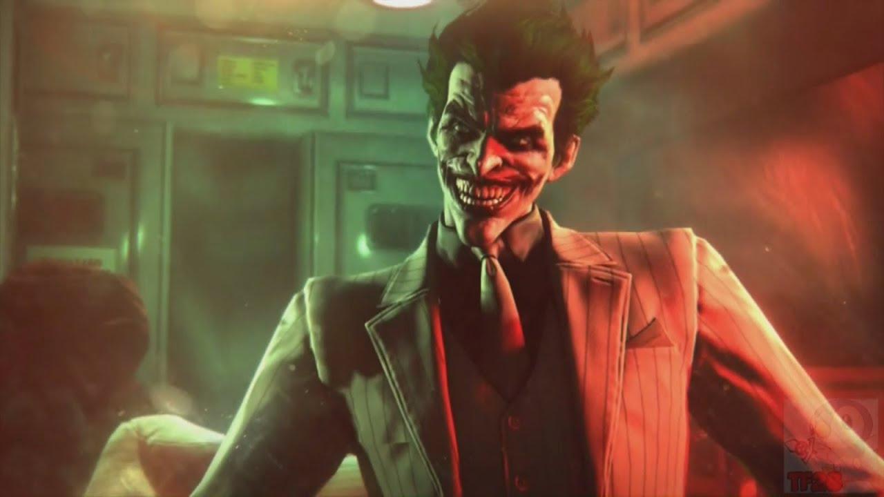 Batman arkham origins who is the joker cutscene youtube voltagebd Images