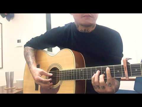 maroon-5-memories-guitar-cover-(easy-version)-chords