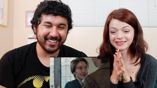 THE FAULT IN OUR STARS TRAILER REACTION!!!