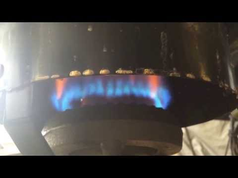 King Kooker WKAF2B Low Pressure Burner