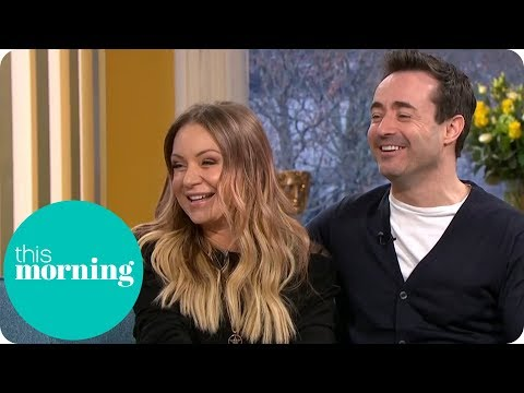 Rita Simons & Joe McFadden on Their New Project | This Morning