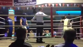 Jude Donnelly (Club Derry fight night)