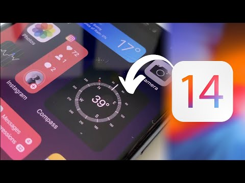 iOS 14 Widgets Feature – First Look!