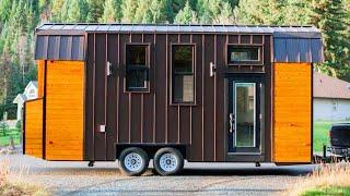 24 Aspen Tiny House On Wheels By Borealis Tiny Homes | Viet Anh Design Home