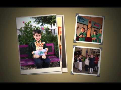 Santa Clara Christian School - Kindergarten Memories 2011-12