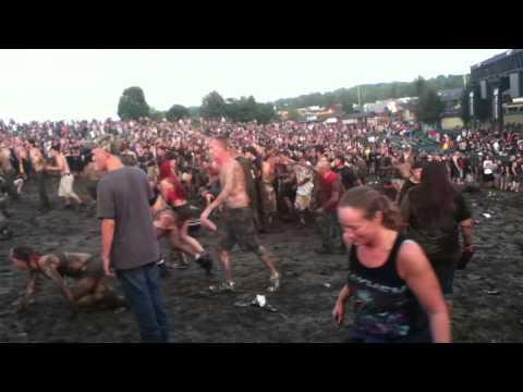 Slayer mayhem 2012 (Burgettstown PA)