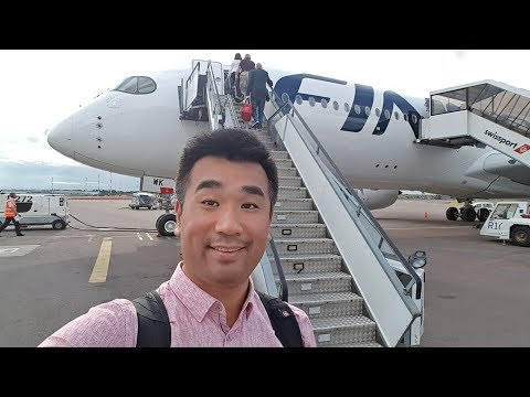 The Ultimate Finnair A350 Business Class Flight (With Bonus