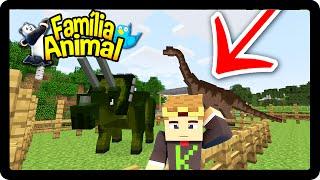 Minecraft: NÃÃÃÃÃO PODE SER !!! ESTOU MUITO CHATEADO - FAMÍLIA ANIMAL #30