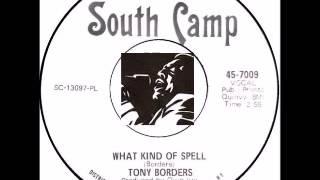 Tony Borders   You Better Believe lt