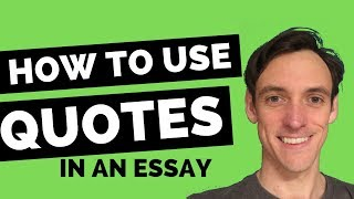 How to Quote iฑ an Essay (5 Simple Steps)