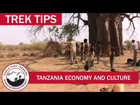 Tanzania Tourism - Culture, Tribes, and Economy | Trek Tips
