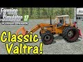 Let's Play FS17, Pacific Inlet Logging #5: Classic Valtra!