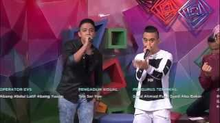 Repeat youtube video MeleTOP - Persembahan LIVE - Sleeq