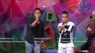 "MeleTOP - Persembahan LIVE - Sleeq ""Tepi Sikit"" [27.05.2014]"
