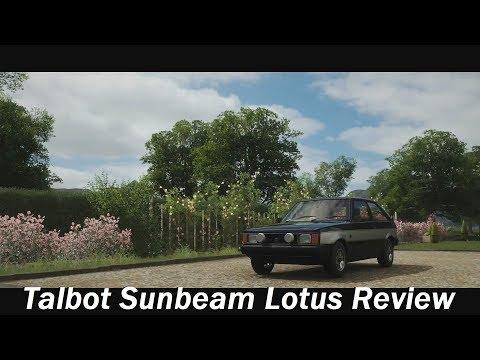 1979 Talbot Sunbeam Lotus Review (Forza Horizon 4)