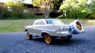 Cover images R/C 61 Impala w/ HYDRAULICS