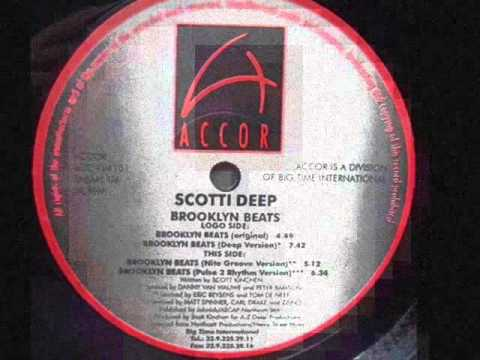 Scotti Deep  Brooklyn Beats (pulse To Rhythm) 1995  Youtube
