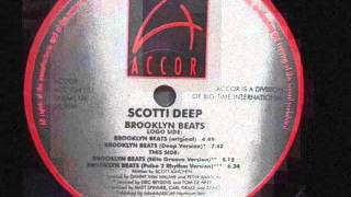 Scotti Deep - Brooklyn Beats (Pulse To Rhythm) 1995