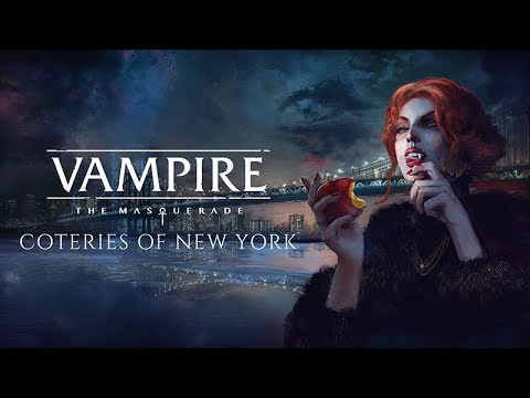 Vampire the Masquerade Coteries of New York - Intriguing Vampire Adventure - YouTube