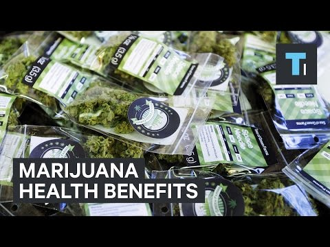 Marijuana Health Benefits
