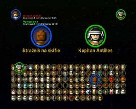 All Characters Lego Star Wars 2 Youtube