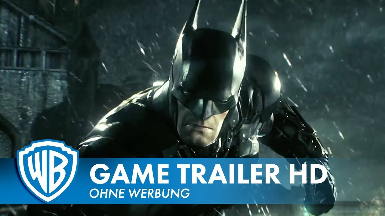 Offizieller Batman: Arkham Knight – Ace Chemicals Infiltration Trailer – Teil 2