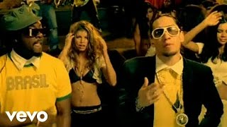 Sergio Mendes - Mas Que Nada ft. The Black Eyed Peas