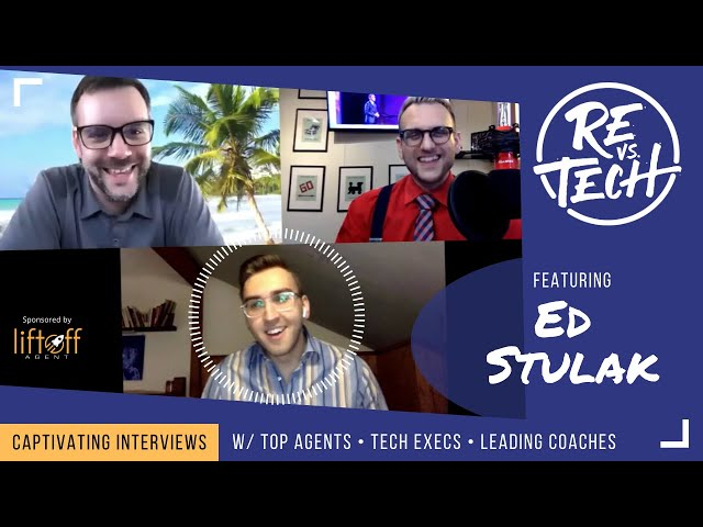 Real Estate Vs Tech with Ed Stuck Episode 017