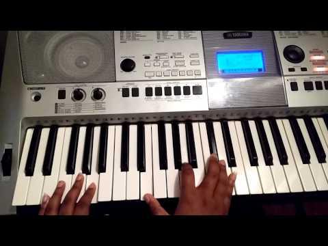 Break Every Chain Keyboard Chords Ver 2 By Tasha Cobbs Worship