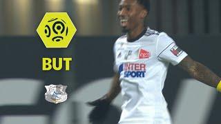 But Serge GAKPE (31') / Amiens SC - AS Monaco (1-1)  / 2017-18