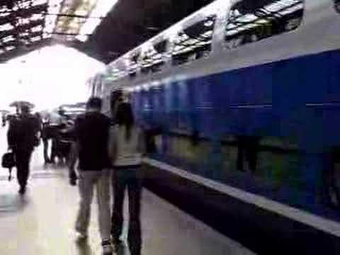 Gare de Lyon - TGV