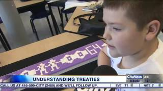 Video: Ontario introduces Indigenous treaties to the curriculum