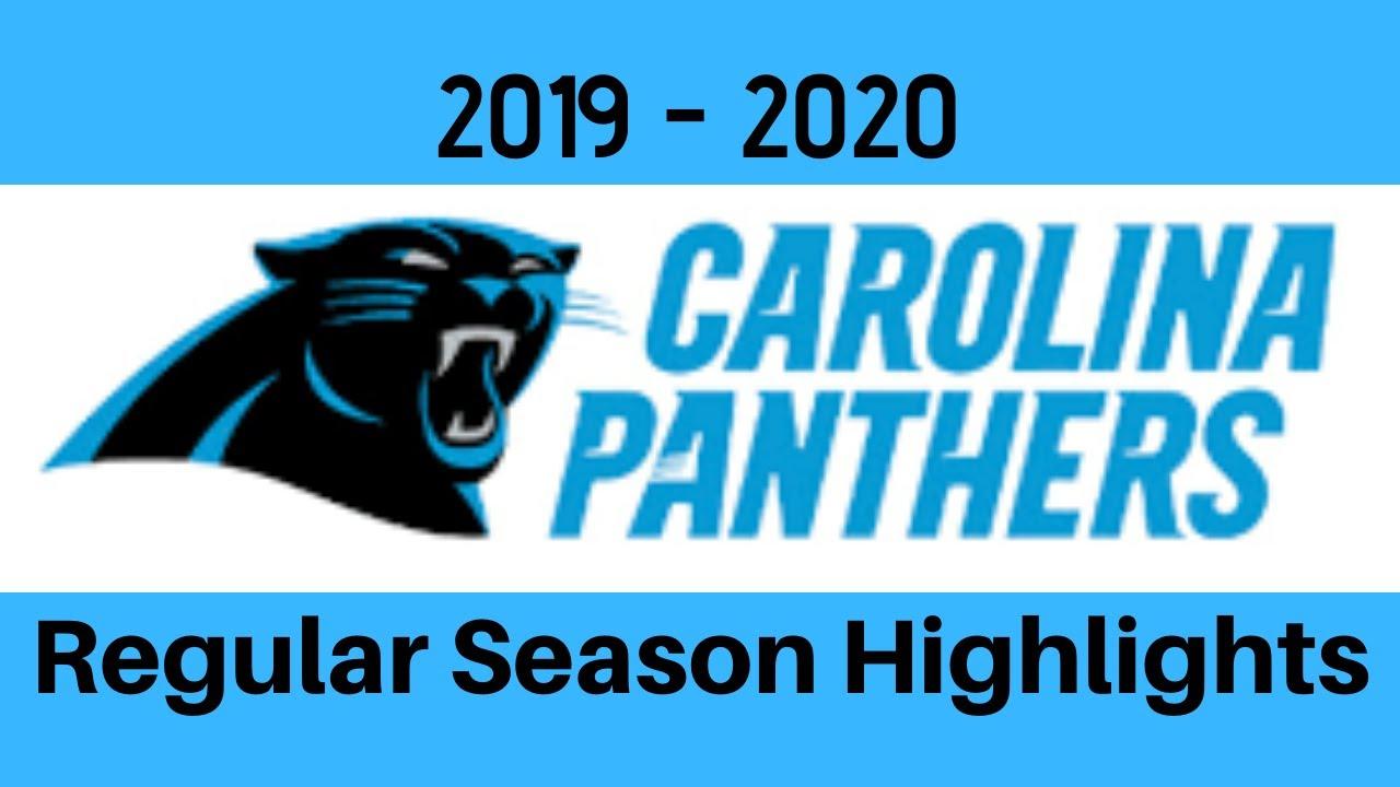 Download Carolina Panthers 2019 Highlights