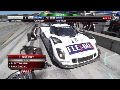 Continental Tire Sports Car Festival Rolex Series Race Highlights