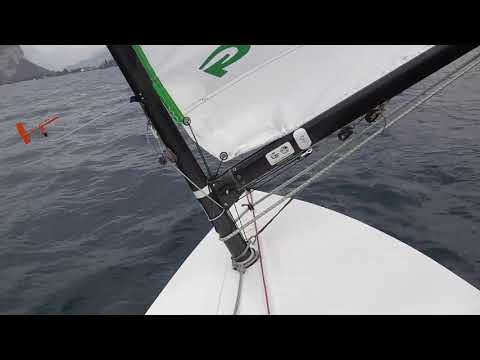 Europe Dinghy Downwind Sailing Explained: Steering And R42 Nuances