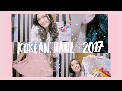 Korean Haul 2017 + Tips for Makeup Shopping   Cindy Panigoro
