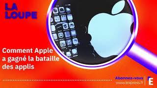 PODCAST. Comment Apple a gagné la bataille des applis