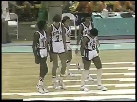 Olympics - 1984 Los Angeles - Womens Basketball - USA VS Canada - 2nd Half  imasportsphile 49b315f5db