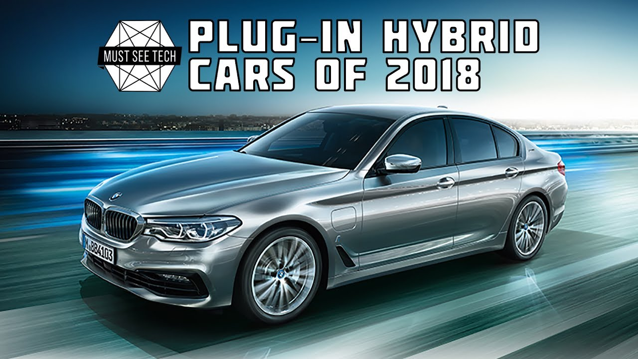 Top 10 fuel efficient phev cars going on sale in 2018