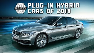 Top 10 Fuel-Efficient PHEV Cars Going On Sale In 2018