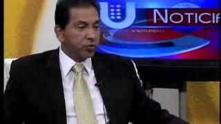 Entrevista: Lucio Gutiérrez - Candidato a la Presidencia