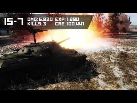 World Of Tanks: Battle With IS-7 (#96)
