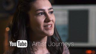 YouTube Artist Journey - Hannah Trigwell